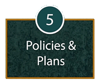Domain 5: Policies & Plans