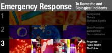 Emergency Response to Domestic Biological Incidents - Part III - course homepage logo