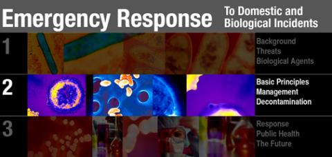 Emergency Response to Domestic Biological Incidents - Part II - course homepage logo