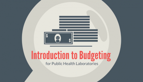 Introduction to budgeting title logo